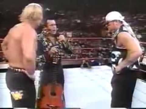 The Formation Of New Age Outlaws