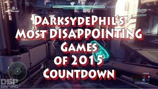 DSP's Most Disappointing Games of 2015 Countdown - Number 1