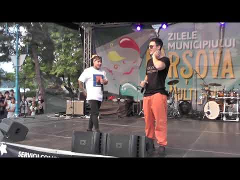 LINO GOLDEN,ZILELE MUNICIPIULUI ORSOVA 2018 LIVE