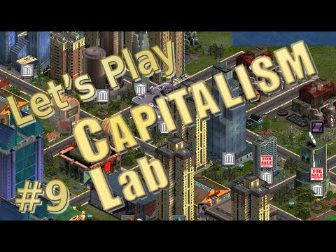 Inline Skates and Office Blocks - Capitalism Lab, Ep. 9