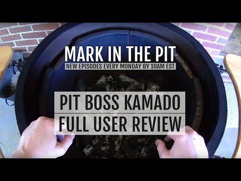 Full User Review (Pit Boss Kamado)