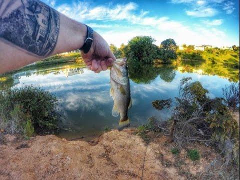 GoPro: Fishing Rosendal Dam