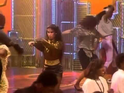 Soul Train Dancers Jermaine Stewart  Jody 1986