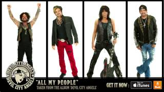 DEVIL CITY ANGELS - All My People (Album Track)