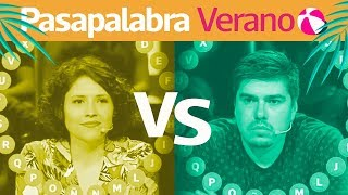 Pasapalabra | Andrea Vergara vs Felipe Yáñez