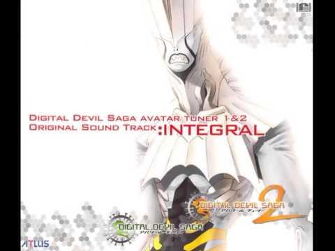 SMT Digital Devil Saga 1&2 OST: INTEGRAL [Disc 1&2]