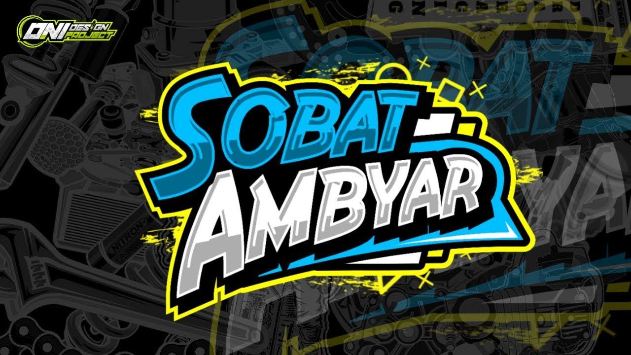 Sobat Ambyar Tutorial Logo Cav Ivy Draw Android Youtube