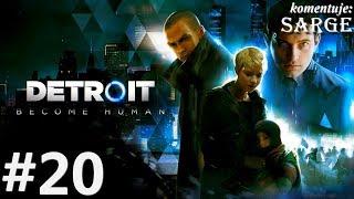 Zagrajmy w Detroit: Become Human [PS4 Pro] odc. 20 - Capitol Park