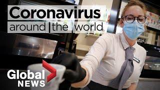 Coronavirus around the world: May 19, 2020