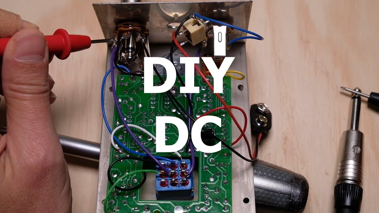hight resolution of mxr power jack replacement basic jack switching youtube verizon phone wiring mxr power jack replacement basic