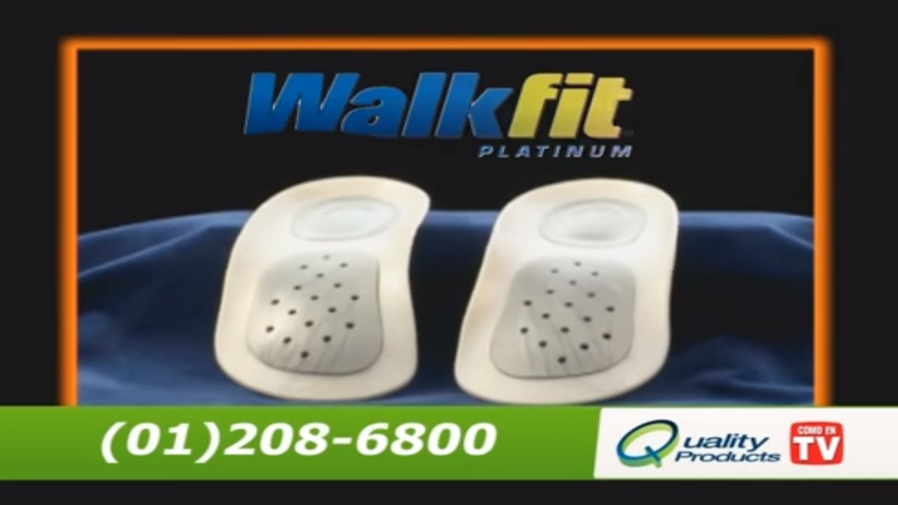 Walkfit Platinum || Quality Products - YouTube