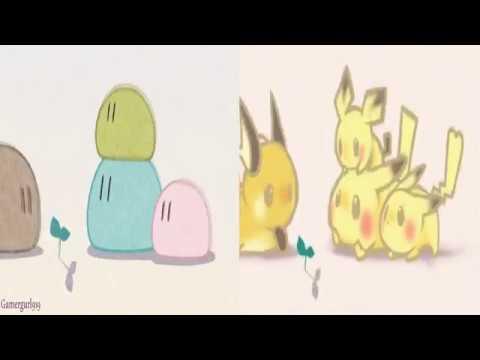 ✧*:.•♡Clannad - Dango Daikazoku Ending (With Pikachu Version)♡•.:*✧