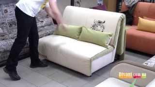 Ортопедический диван Новелти Элегант 02(Механизм: «аккордеон» Спальное место: 200×120 см Габариты: 127×115×87 см Наполнение: пенополиуретан или пружинный..., 2013-04-26T03:54:54.000Z)