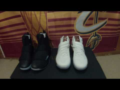 2016 LeBron Kyrie champ pack
