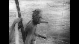 Heyerdahl, Thor; Lesser Irving Enterprises, New York 1951  Kon Tiki Motion picture Part 3  RKO Radio