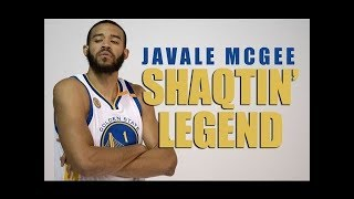 JAVALE MCGEE BEST SHAQTIN A FOOL MOMENTS!!!