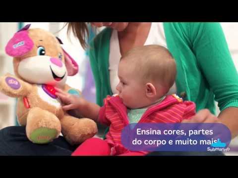 Brinquedo Irmã Do Cachorrinho Aprendendo A Brincar CGR50 - Fisher Price - Submarino.com.br