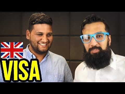 How To Get UK Visit Visa with Hamza Khalid Young Pakistani Entrepreneur | Azad Chaiwala Show