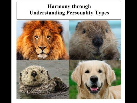Harmony Through Understanding Personality Types