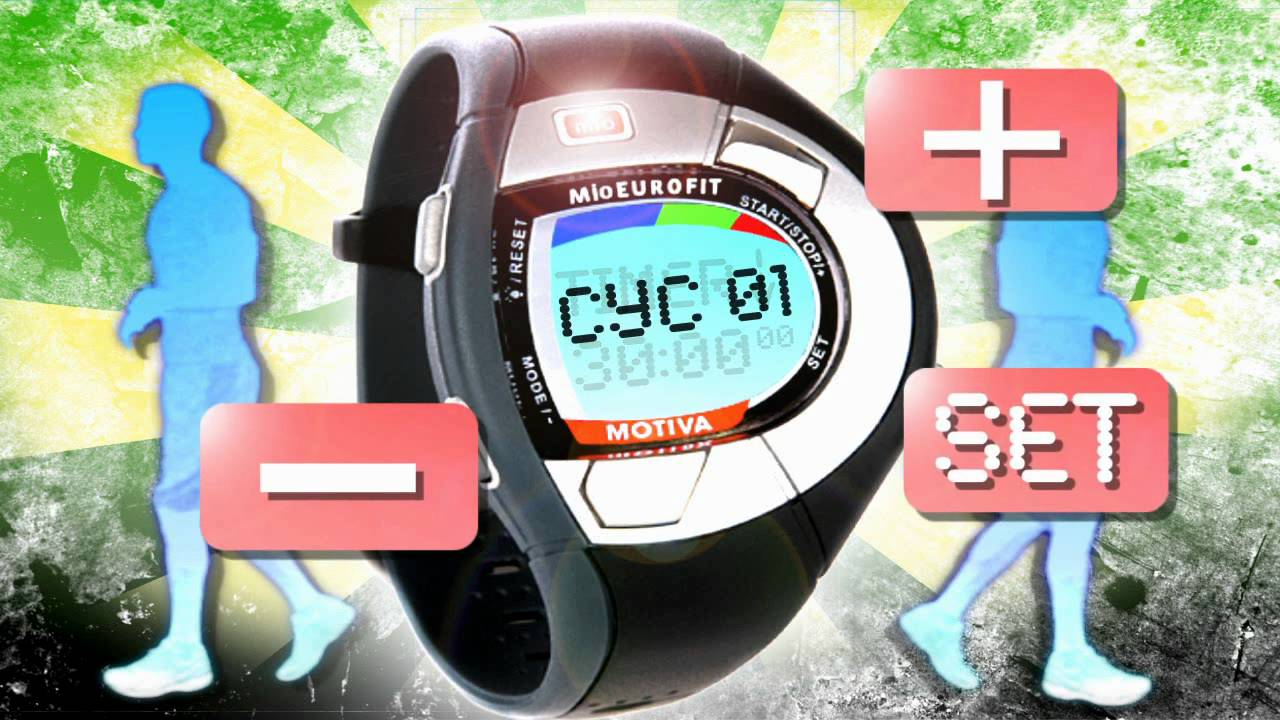how to guide for the mio motiva strapless heart rate monitor watch rh youtube com Mio Watch Mio Triumph SE