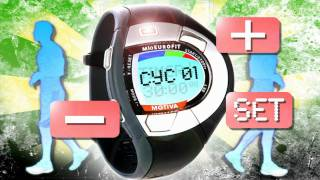 How to Guide for the MIO Motiva Strapless Heart Rate Monitor Watch