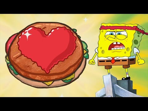 SpongeBob's Game Frenzy: Scrub Spongebob 😍! - Nickelodeon Kids Games All Cards Collected