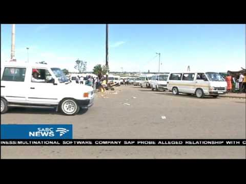 Warring Soweto taxi associations complain over business losses