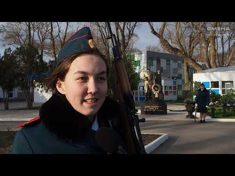 Вахта Памяти «Мой Первый долг» в ВДЦ «Смена»