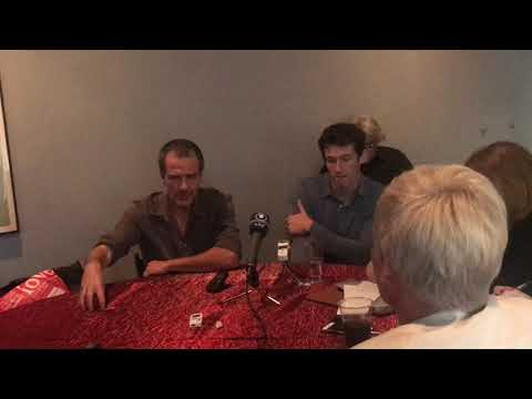 tastic Beasts Roundtable With Producer David Heyman and Actor Callum Turner