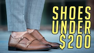 Top 5 Dress Shoes Under $200 || Men's Fashion Lookbook 2017 || Gent's Lounge