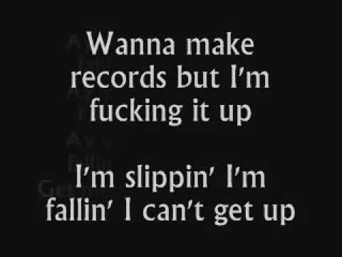 DMX - Slippin (Lyrics on Screen)