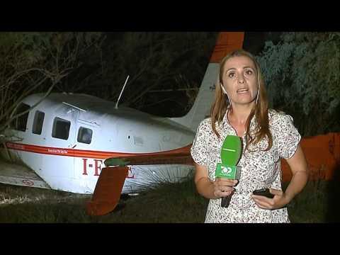 Avioni, u ul apo rrëzua? - Top Channel Albania - News - Lajme