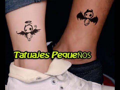 Tatuajes Pequeños Para Hombres Imagenes Chulas Youtube
