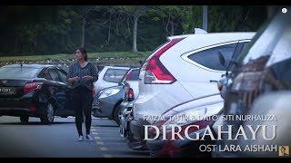 Dato' Siti Nurhaliza & Faizal Tahir - Dirgahayu (Official Lyric Video) (OST Lara Aishah))