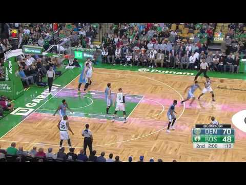 Denver Nuggets vs Boston Celtics | November 6, 2016 | NBA 2016-17 Season