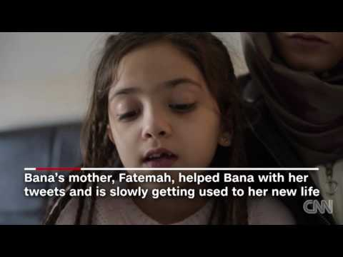 Bana Alabed, 7-year-old Syrian girl, to publish memoir