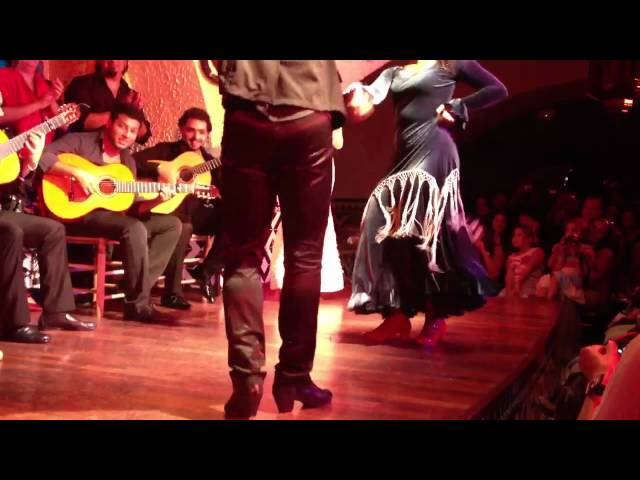Flamenco | Tablao Cordobes