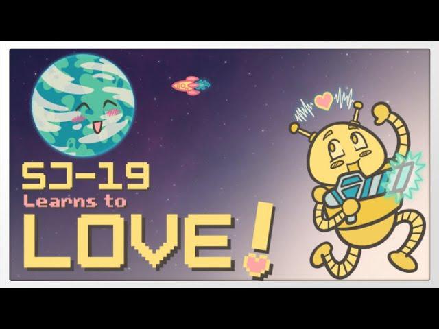 Uma ótima descoberta! - SJ-19 Learns to Love - Gameplay 1080p60fps