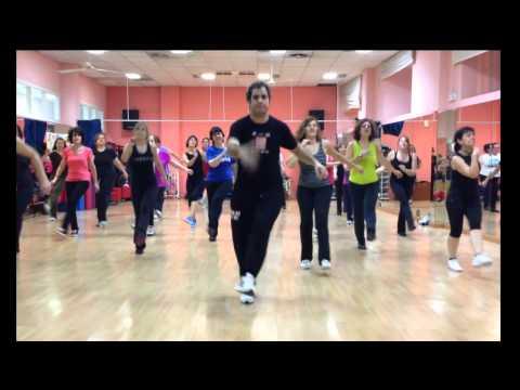 Merengue «El baile del reloj»  (CoreoFitness MundoGuyi)