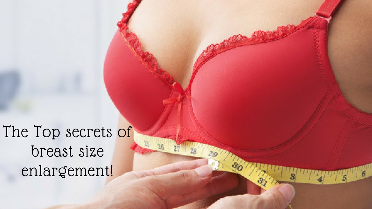 Increase of breast size after marriage