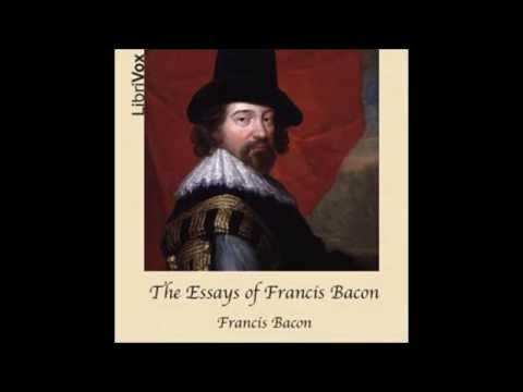 Francis Bacon Essays on Religion 1597 - YouTube