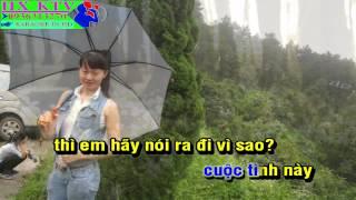karaoke HD Có Không Giữ Mất Đừng Tìm - Remix Cảnh Minh