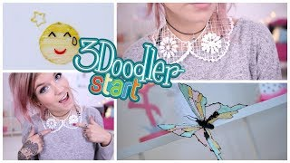 Knutselen met de 3Doodler Start | OnneDIY