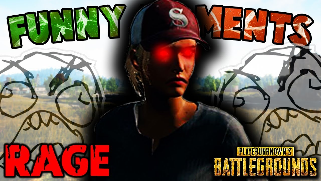PUBG - Funny Moments & Rage 16 (German/Deutsch)