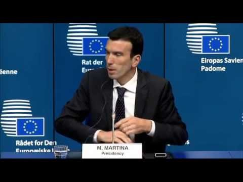 AGRIFISH Council - July 2014 - Press Conference