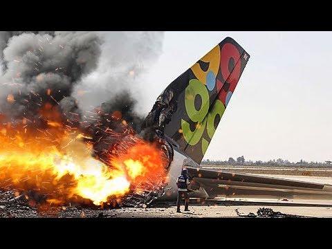 Surviving a Plane Crash Horror   Airbus A330 Disaster   Afriqiyah Airways Flight 771   4K