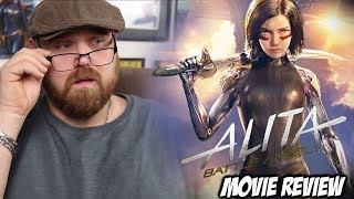 Alita: Battle Angel - Movie Review!!!