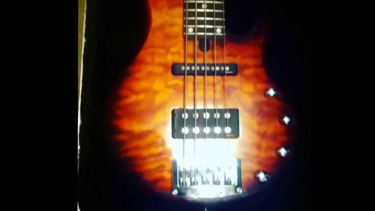 Fine Dimarzio Diagrams Small Three Way Switch Guitar Regular 5 Way Import Switch Wiring Les Paul 3 Pickup Wiring Diagram Old Excalibur Remote Start Installation BlackPush Pull Pot Wiring Ibanez Rdgr 5 String New Bass!!!   YouTube