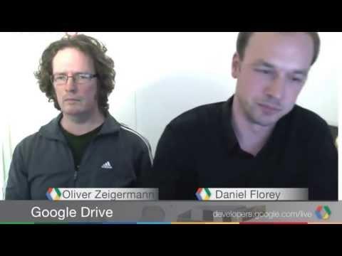 Google Drive SDK: Floreysoft!