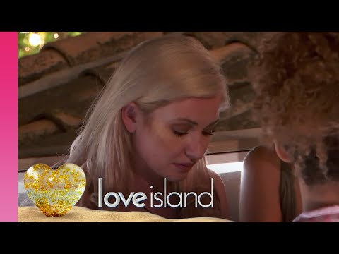 Amy Worries That She's Pushing Curtis Away | Love Island 2019